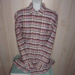 Lucchese Plaid Western Shirt